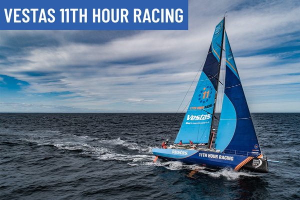 vestas 11th hour racing offshore sailing