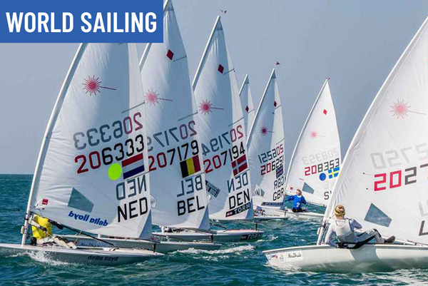 worid sailing agenda 2030 sustainable